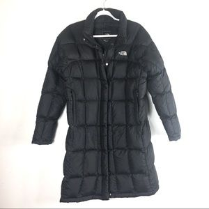 The North Face Black Jacket Sz L